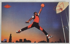 Michael Jordan Nike Air Jordan Card