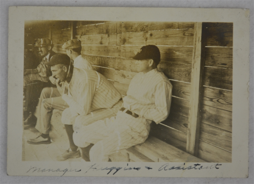 Miller Huggins New York Yankees 1926 Vintage Original Type I Photograph