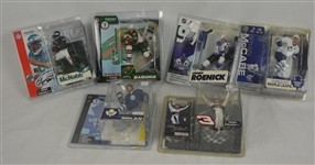 Collection of 5 McFarlanes w/Dale Earnhardt