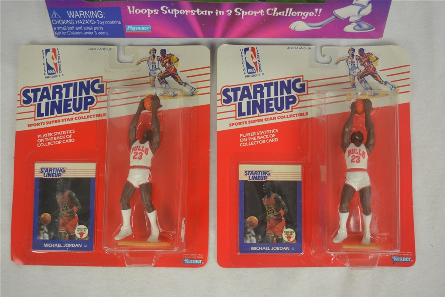 Michael Jordan Space Jam & 1988 Starting Line-Ups