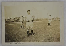 Pat Collins New York Yankees 1926 Vintage Original Type I Photograph