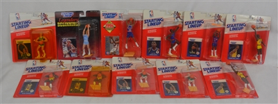 NBA 1988 Starting Line-Up Collection