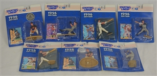 MLB 1996 Starting Line-Up Collection