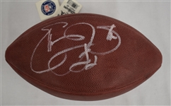 Emmitt Smith Autographed Official Super Bowl Football