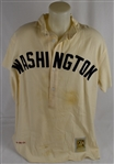 Matt Lawton Minnesota Twins/Washington Senators TBC Professional Model Jersey w/Heavy Use