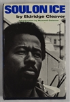 Soul On Ice 1968 Hard Cover First Edition Book by Eldridge Cleaver