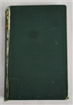 Gloverson and His Silent Partners 1869 Hard Cover Book Signed by Ralph Keeler