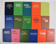 Collection of 16 1960s-1980s Watchtower Hardcover Books