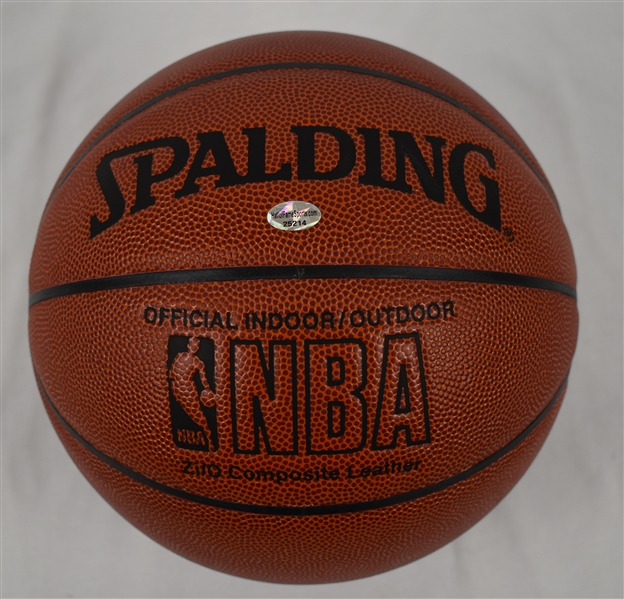 George Mikan Autographed Basketball