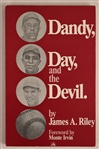 """Dandy, Day and the Devil"" Soft Cover Book Signed by Ray Dandridge"