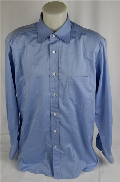 Denny Crane Boston Legal Worn Shirt