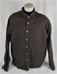 "Liam Neeson ""A Walk Among the Tombstones"" Worn Sweater & Shirt"