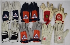 Jack Morris Game Worn Batting Glove Collection