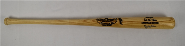 Pee Wee Reese Autographed & Inscribed Bat