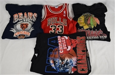 Chicago Sports Shirt Collection