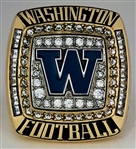 John Ross Washington Huskies Cactus Bowl Championship Ring