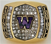 John Ross Washington Huskies Heart of Dallas Bowl Championship Ring