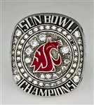 Charleston White's Washington St. Cougars Sun Bowl Championship Ring