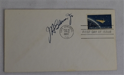 "John Glenn 1962 Autographed ""Project Mercury"" First Day Cover"