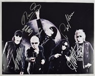 Scorpions Autographed 11x14 Group Signed Photo