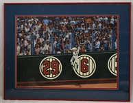 Kirby Puckett Autographed Framed Display
