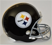 Terry Bradshaw Autographed Full Size Helmet