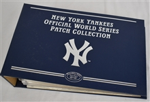 New York World Series Championship Willabee & Ward Patch Collection