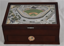 New York Yankees Danbury Mint Valet box