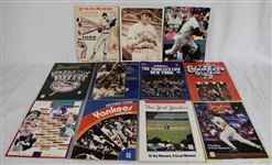 New York Yankee 1960s-1990s Yearbook Collection