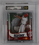Bryce Harper 2012 McFarlane Sportspicks Figure Professionally Graded AFA 9.0