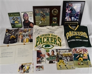 Green Bay Packers Autograph Collection