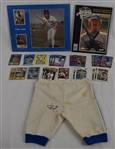 Robin Yount Autographed Collection w/Brooks Robinson