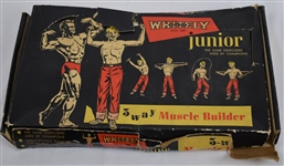 Vintage 1955 Whitely 3 Way Muscle Builder
