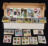 Vintage 1974 Topps Baseball Card Set
