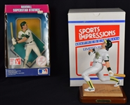 Jose Canseco Lot of 2 Figures