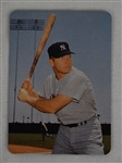 Mickey Mantle 1988 Restaurant Opening Day Promo Card
