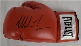 Mike Tyson Autographed Boxing Glove