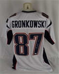 Rob Gronkowski Autographed Jersey