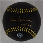Don Sutton Autographed Limited Edition Black Baseball