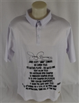 Jimmy Connors Autographed Shirt