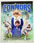 Jimmy Connors Autographed 16x20 Photo