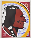 Washington Redskins Autographed 16x20 Photo