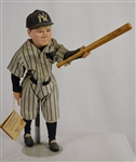 Babe Ruth 1985 Effanbee New York Yankee Doll #7651