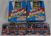 1992 Topps & 1988 Donruss Unopened Packs