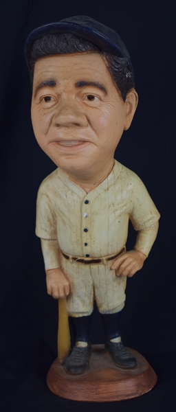 Babe Ruth Large 18 Tall Figurine