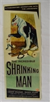 "Vintage 1957 ""The Incredible Shrinking Man"" Movie Poster"