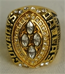 Dallas Cowboys Super Bowl XXVIII Replica Ring