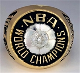 Bill Walton 1977 Portland Trail Blazers NBA Championship 14k Gold Ring Made by Balfour