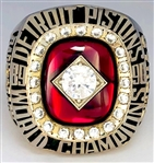 Isiah Thomas 1990 Detroit Pistons NBA Champs Back to Back