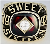 John Calipari 1992 UMASS Sweet 16 Ring